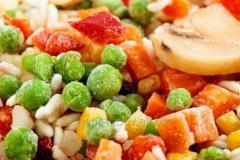 Перевозка замороженной овощной продукции из стран среднеазиатского региона