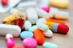 Услуги перевозки лекарств и медикаментов
