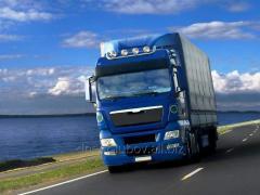 Перевозки грузов международные из Польши