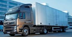 Перевозки грузов международные из Туркмении