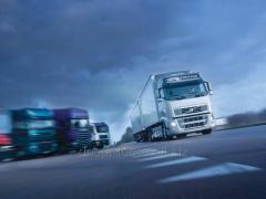 Перевозки грузов международные из Узбекистана