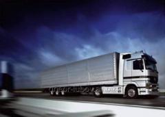 Перевозки грузов международные из Таджикистан