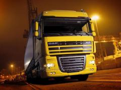 Automobile international transportations