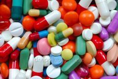 Грузоперевозки автомобильные лекарств и медикаментов в Таджикистан
