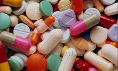 Грузоперевозки автомобильные лекарств и медикаментов в Казахстан