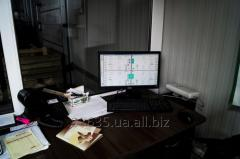 System of remote monitoring and management rotsessy storages of vegetable production
