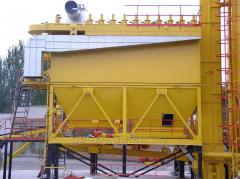 Modernization of the equipmen