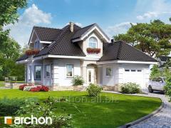 Проектирование Дом в рукколе Archon