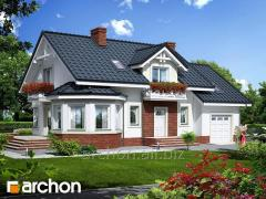 Проектирование Дом в сверции Archon