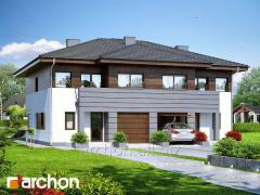 Projects of big residences Willa Yulia Archon