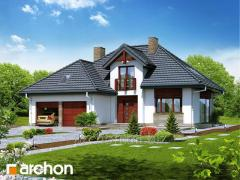 Projects of houses in the modern House style 2 in