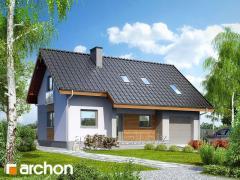 Проекты домов в современном стиле Дом под личи 3 Archon