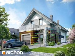 Проекты домов в современном стиле Дом под сурмией Archon