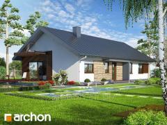 Проекты домов в современном стиле Дом под тутовым деревом Archon