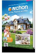 Проекты домов с подвалом Дом в гейджее П Archon