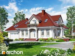 Проекты домов с подвалом Дом в левкоях Г2П Archon