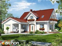 Проекты домов со входом с юга Дом в кориандре 2 Г Archon
