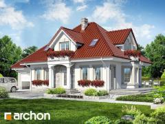 Проекты домов со входом с юга Дом в левкоях Archon