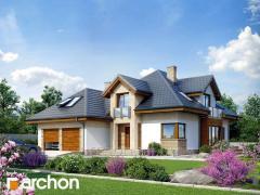 Проекты малых резиденций Дом в бергамотах Г2Н Archon