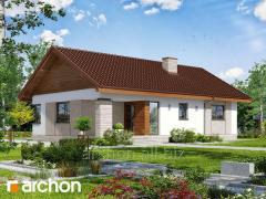 Проекты одноэтажных домов Дом в плодолистике Archon