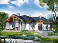 Проекты одноэтажных домов Дом в салсефиях Archon