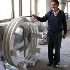Molding steel. Electrothermal method