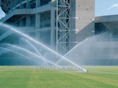 Автоматические системы полива (Автоматичний полив)
