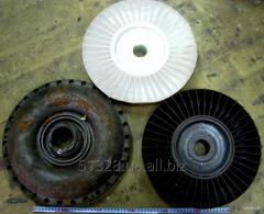 Remelting of struzhechny waste on the basis of