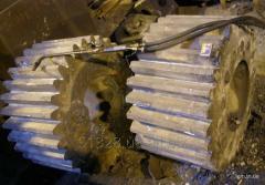 Melting of aluminum scrap