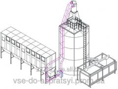 Design of systems of ventilation and aspiration