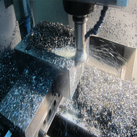 Machining of details, all types of processing of
