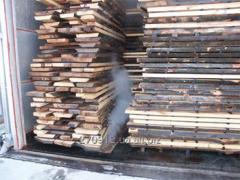 Пропарка древесины