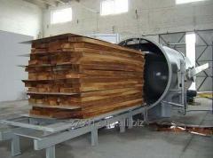 Wood drying