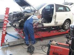 Рихтовка автомобиля 2