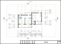 Design of mini-hotels project No. 15
