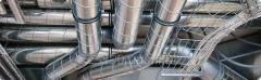 Производство воздуховодов и узлов
