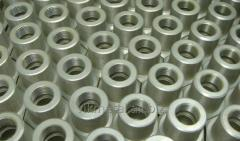 Silvery firm anodizing