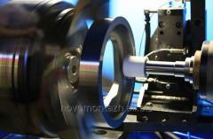 Grinding works (metal grinding)
