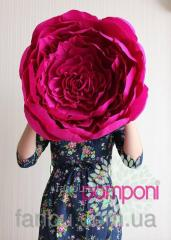 Peony big for photoshoots (rent / by the day)