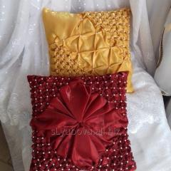 Изготовление декоративных подушек