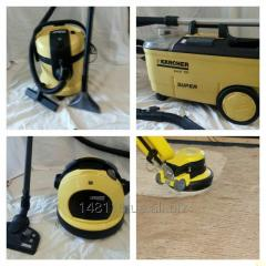 Cleaning services (cleaning of rooms of all types)
