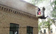 Реставрация техники,зданий.