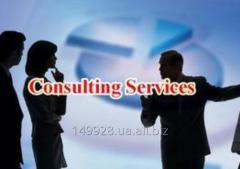 Консалтинговые услуги