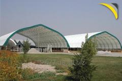 Construction of stables