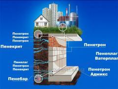 Виконуємо гідроізоляційні і герметизаційні роботи будь-якої складності з гарантійними зобов'язаннями.