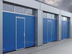 Ремонт секционных гаражных и промышленных ворот