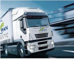 Automobile transportations, logistics of the motor