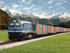 Development of schemes of transport logistics