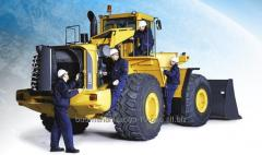 Modular and capital repairs of equipmen