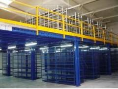 Mounting and dismantle of racks, elevators, other